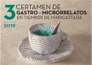 concurso de microrrelatos gastronómicos