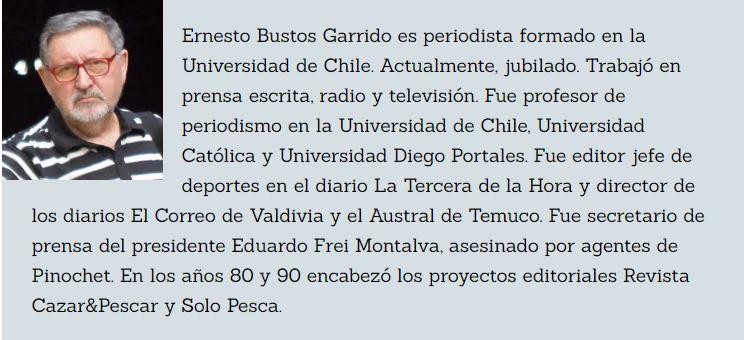 Ernesto Bustos Garrido, cuento de Ernesto Eco