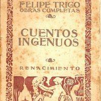 Cuento de Felipe Trigo: La receta